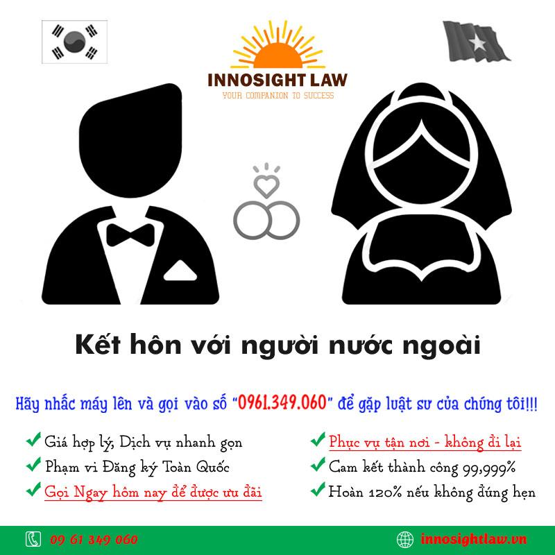 Thủ tục kết hôn với người nước ngoài 2020 theo quy định mới nhất