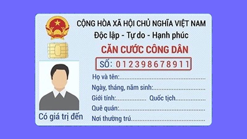THỦ TỤC CẤP MỚI, ĐỔI CCCD, CMND CŨ SANG CCCD CÓ GẮN CHIP TẠI TP. HÀ NỘI, TP. HỒ CHÍ MINH