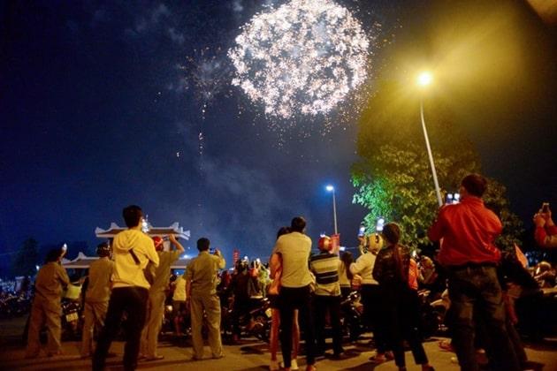 Người dân được đốt loại pháo hoa như thế nào để không vi phạm pháp luật?