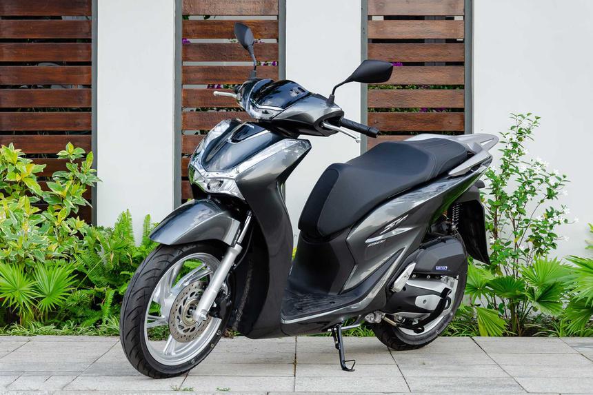 Honda SH 2021 tăng giá gần 20 triệu đồng