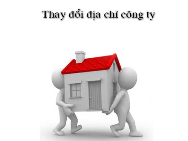 Thủ tục thay đổi địa chỉ công ty cổ phần theo quy định hiện hành