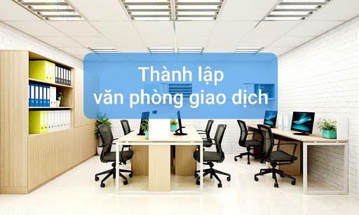 Thành lập văn phòng giao dịch của doanh nghiệp